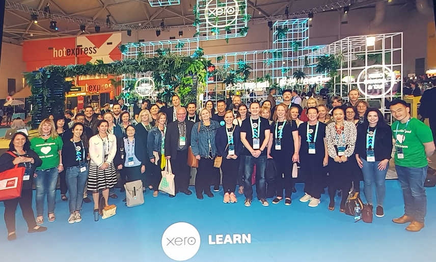 The Career Academy team work very closely with Xero and are involved in the roll out of Xero Learn Lifelong Learning Program.